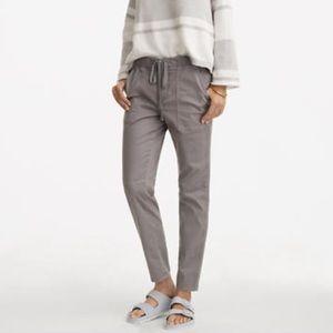 Lou & Grey LOFT Grey Comfy Drawstring Pant Lounge